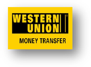 Money transfers Western Union, Contact, Blizko, Zolotaya Korona