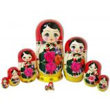 Nesting doll Semenovo Semenov 10 pcs.