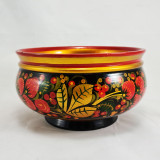 Khokhloma gift Bowl big