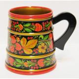 Khokhloma gift Mug high