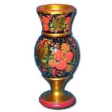 Khokhloma gift Vase