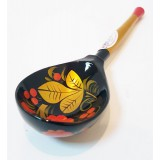 Khokhloma for food Wooden Spoon big - 190 mm.