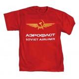 T-shirt M Aeroflot M