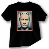 T-shirt M Putin V.V. size - M