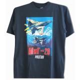 T-shirt XL MIG 29 XL black