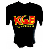 T-shirt L FSD 13 I'm working with KGB L black