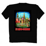 T-shirt L Moscow Red Square L black