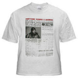 T-shirt XXL Gagarin the newspaper XXL