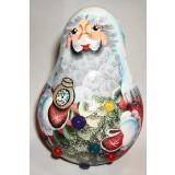 New Year and Christmas tumbler Santa Claus
