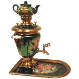 Samovar Cone shaped 3.5 L.