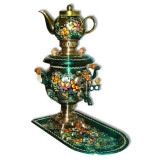 Samovar sun green