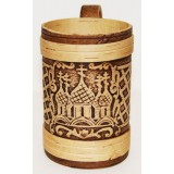 birch bark products mug Mug the Temple