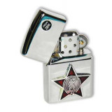 Lighter Award of Red Star Zippo