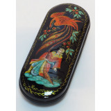 Lacquer Box fary tale, hand painted
