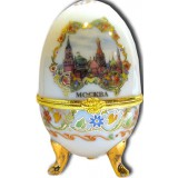 Easter egg porcelain 085W-33-18-20