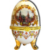 Easter egg porcelain 085W-34-18-20