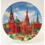 Plate Moscow