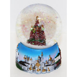 souvenir water ball 097-45-19 Water full-sphere, Moscow Sr...