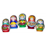 Magnet wooden matreshka, Magnet author's