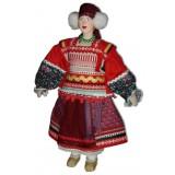 Doll handmade copyright Galina Maslennikova A1-1 Razan area...