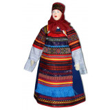 Doll handmade copyright Galina Maslennikova A1-13 Moscow area
