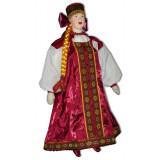 Doll handmade copyright Galina Maslennikova A1-14 Moscow area