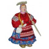Doll handmade copyright Galina Maslennikova A2-12 Mariya with the...