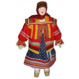 Doll handmade copyright Galina Maslennikova A1-2 Razan area...