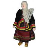 Doll handmade copyright Galina Maslennikova A1-18 Voronege area