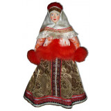 Doll handmade copyright Galina Maslennikova A1-21 Arkhangelsk area