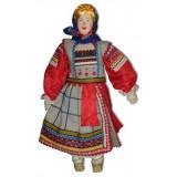 Doll handmade copyright Galina Maslennikova A1-2-1 Razan area