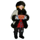 Doll handmade copyright Galina Maslennikova A2-3 Ivan in  the short...