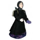 Doll handmade copyright Galina Maslennikova A2-20 Stannitsa