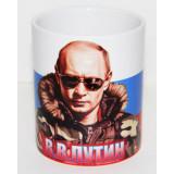 Mug Putin V.V.