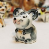 Majolica Mouse small