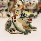 Majolica Frog