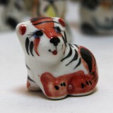 Majolica Tiger small.