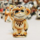 Majolica Monkey