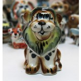 Majolica Lion big