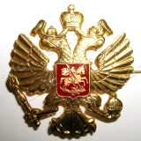 Badge imperial eagle