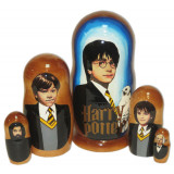Nesting doll movie stars Harry Potter