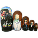 Nesting doll movie stars Matrixs