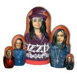 Nesting doll popular singers Ozborn