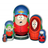 Nesting doll Disney South park