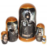 Nesting doll movie stars The batman the dark knight