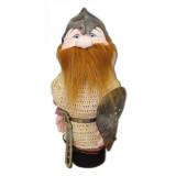 Doll handmade bar warrior