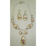 Enamel necklace Necklace Appointment