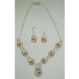 Enamel necklace Necklace Lika