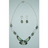 Enamel necklace Necklace the Smile