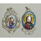 Enamel pendant Pendant Religion in assortment